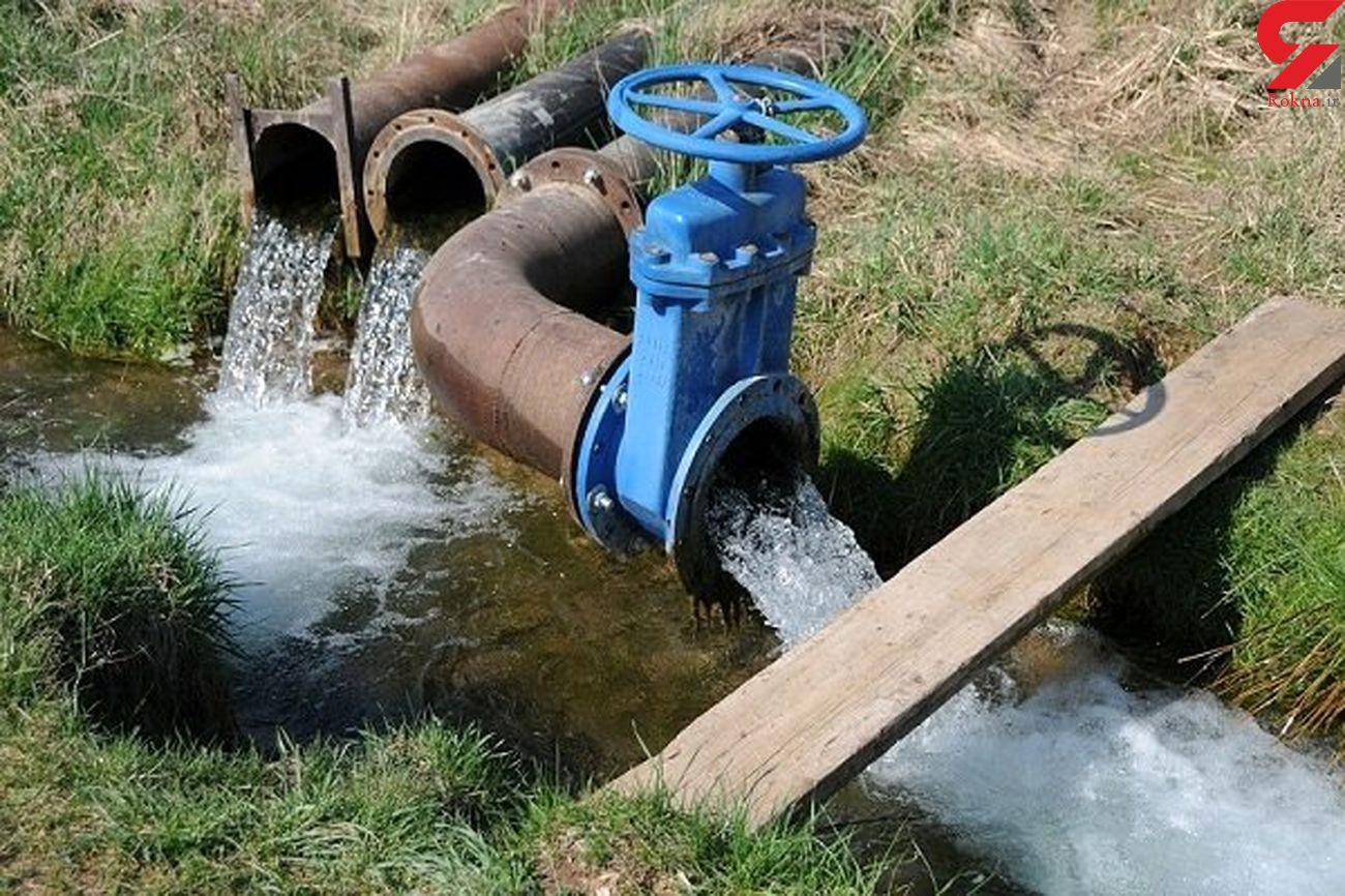 پیشرفت بیش از ۹۰ درصدی طرح آبرسانی به شهرهای بندرترکمن و گمیشان