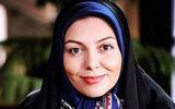 عکس دیده نشده از عقد آزاده نامداری با شوهر اولش فرزاد حسنی / عاقد نوه خمینی بود!