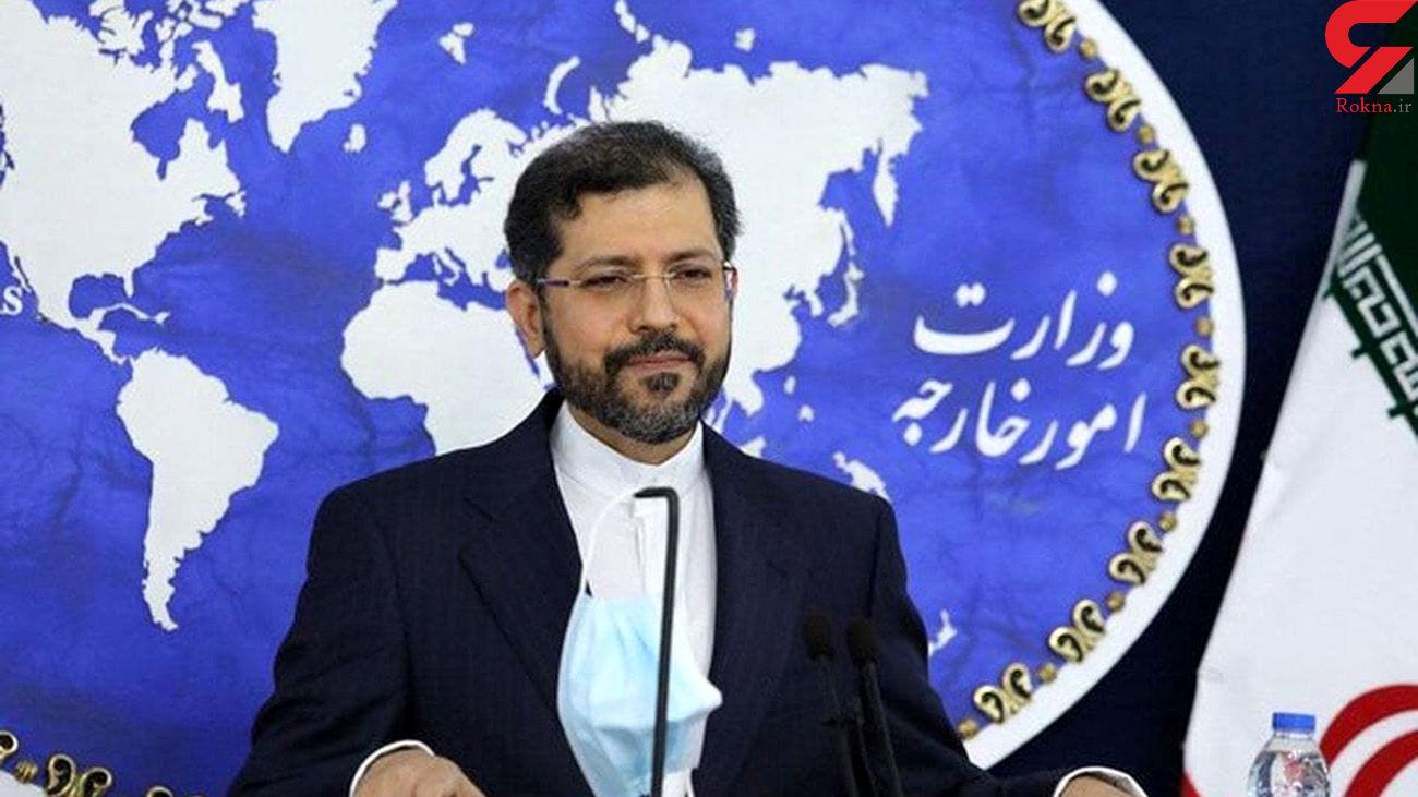خطیبزاده: در موضوع امنیت ملی نه تردید داریم و نه مصالحه میکنیم