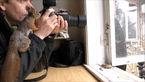 مجموعه تصاویری هیجان انگیز از سنجاب هایی که دست به دوربین عکاس خود برده اند +فیلم و عکس