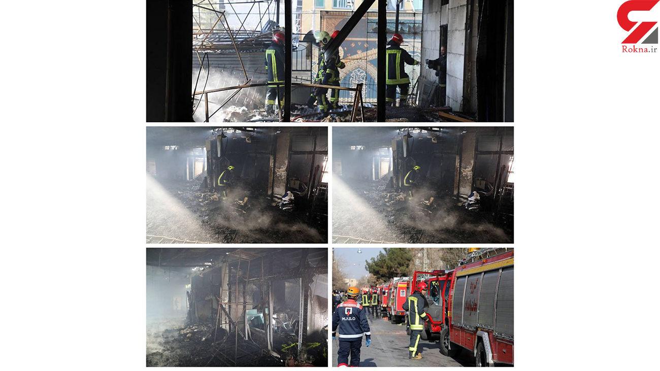12 کودک و 6 زن در محاصره مرگ / در مشهد چه اتفاقی افتاد + عکس