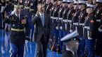 حادثهای که مراسم وداع اوباما را تحتالشعاع قرار داد+تصاویر