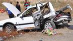 کشته شدن 2 مرد و یک زن در تصادف تلخ / در صدرا رخ داد