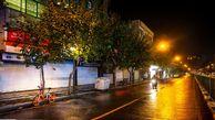 تهران شب های آرامی را در قرنطینه کرونایی سپری می کند