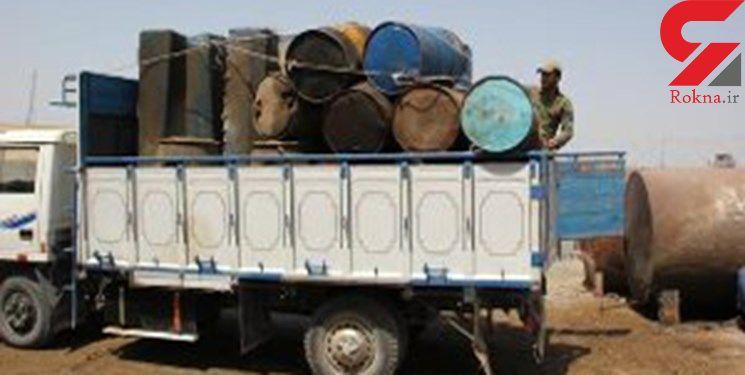 صدور حکم محکومیت قاچاق گازوئیل در اردبیل