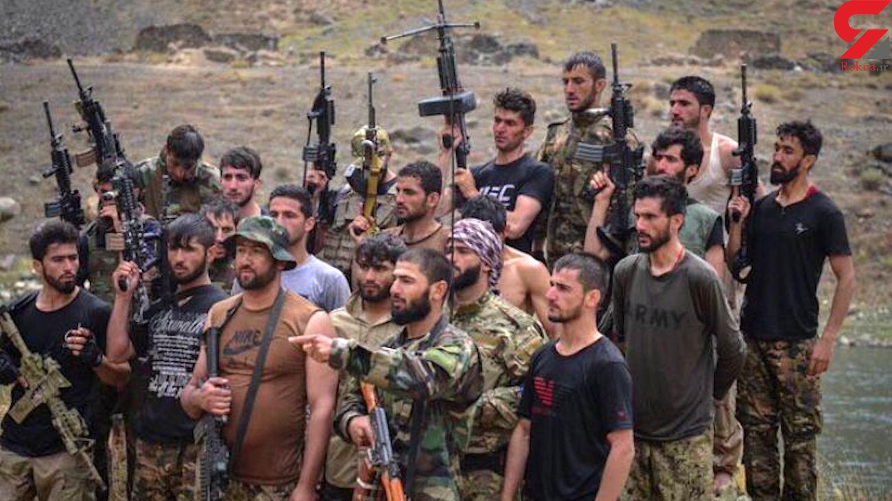 شکست طالبان در پنجشیر با فریب تاکتیکی احمد مسعود + صوت و عکس ها