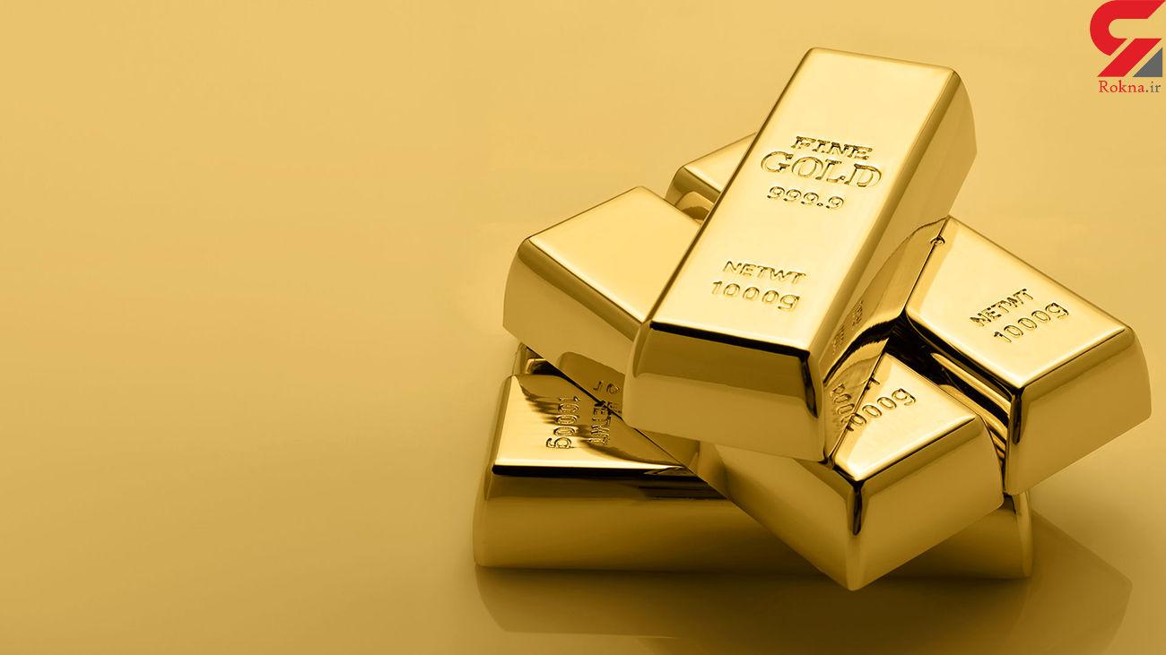 قیمت جهانی طلا امروز دوشنبه 4 اسفند ماه