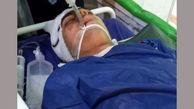 حمله خونین به یک جوان اوتیسمی در آمل + عکس