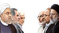 نظر روحانی و جهانگیری درباره اولین مناظره انتخاباتی
