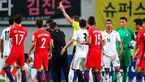 عواقب کارت قرمز / عزت الهی جام جهانی راازدست می دهد؟