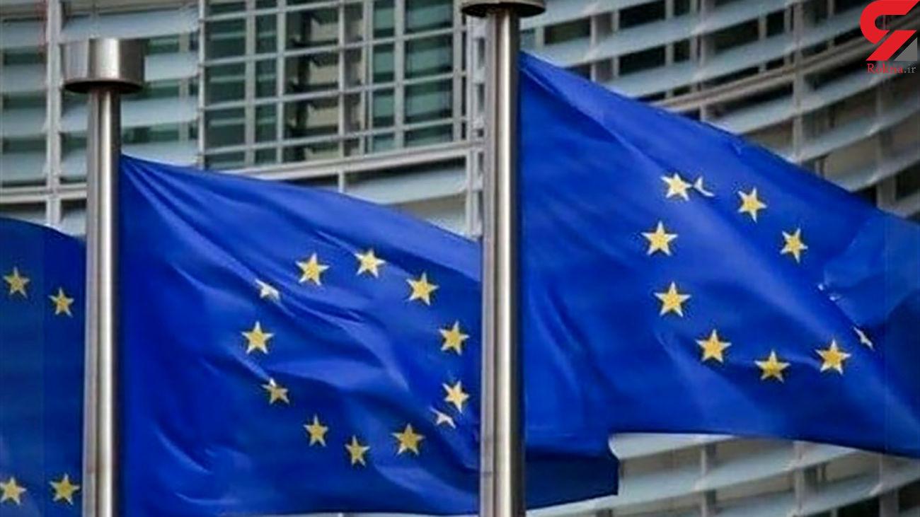 اتحادیه اروپا هم ایران را تحریم کرد /  8 نفر و 3 نهاد در لیست تحریم