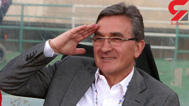 برانکو با 4  پله بالاتر از منصوریان بهترین مربی ایران شد+عکس