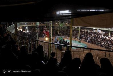 تعزیه روستای حصار خروان
