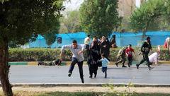 تهدید وقیحانه ایران توسط مشاور ولیعهد ابوظبی / مرحله بعد حمله تروریستی اهواز شدیدتر خواهد بود! + تصاویر