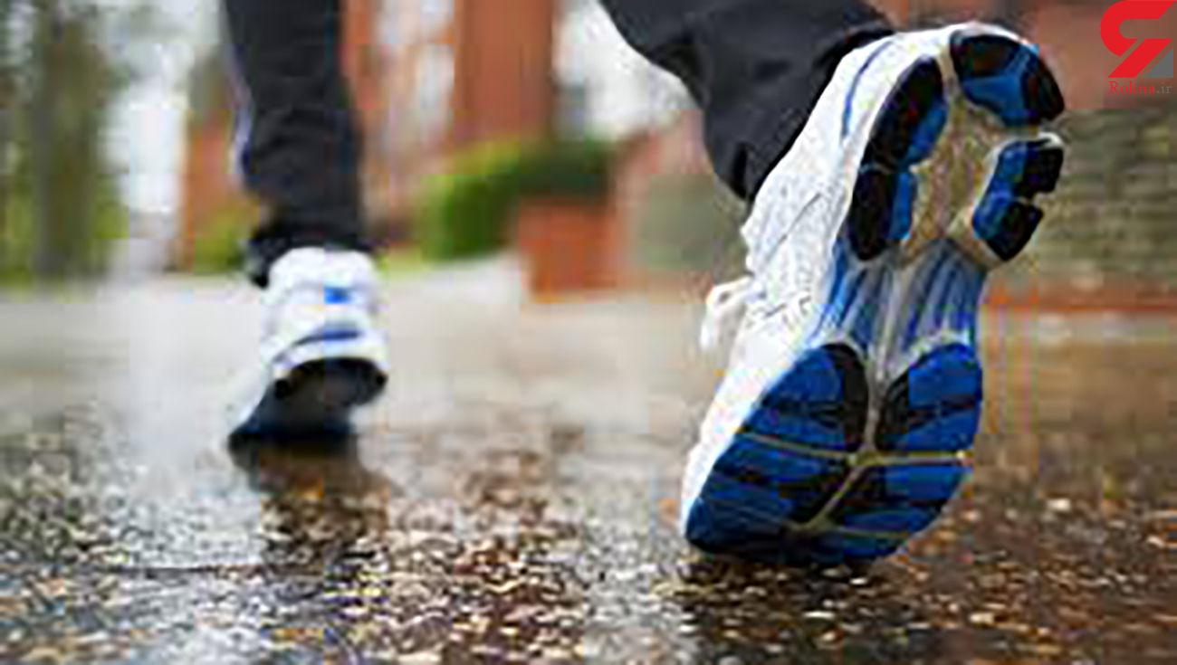یکربع  پیادهروی کنید تا سالم بمانید