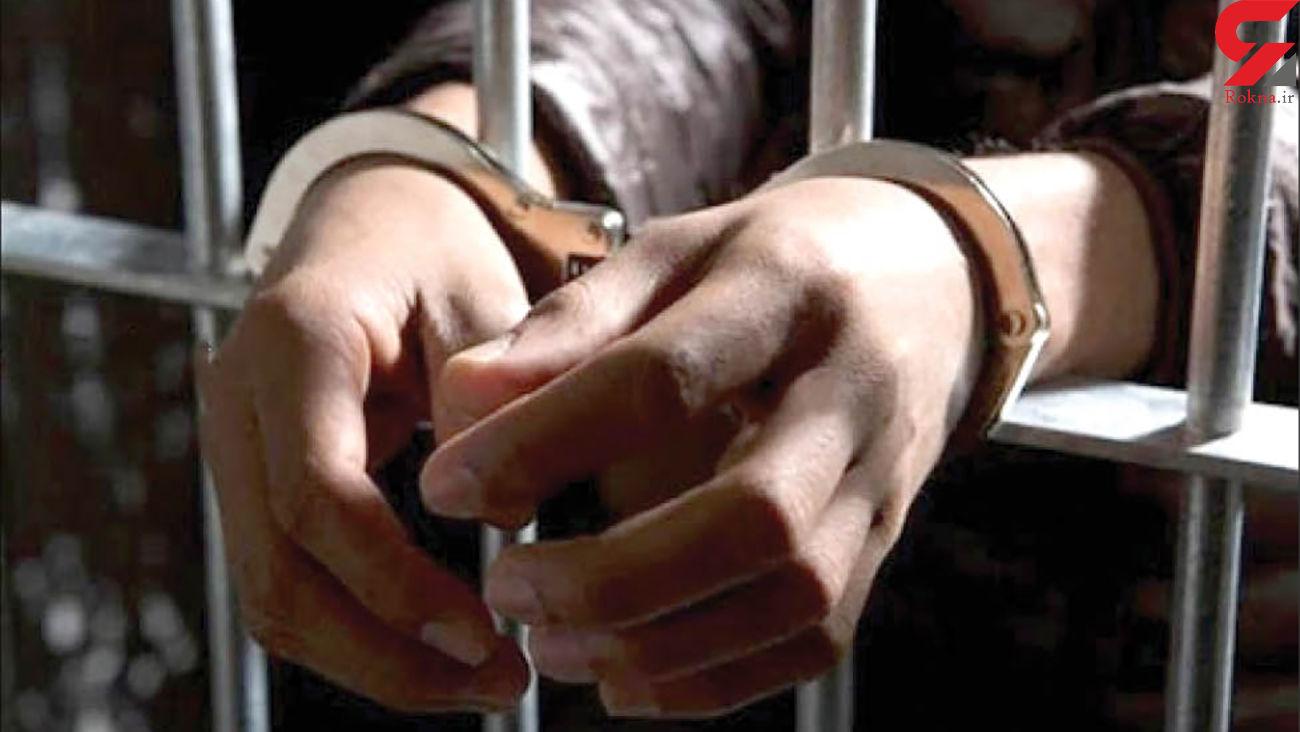دستگیری سارق حرفهای دوربینهای مداربسته در اهواز
