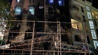 سودجویی و خودخواهی عامل آتش سوزی ساختمان های ناایمن