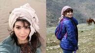جنازه سها رضانژاد درکردکوی  پیدا شد / خانواده سها در مسیر محل یافتن جسد! + فیلم