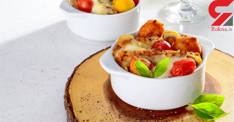 توپک سیب زمینی با عطر جوز هندی+دستور تهیه یک فینگر فود خانگی