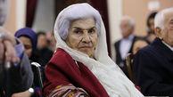 خانم نقاش و هنرمند معروف ایرانی درگذشت + عکس