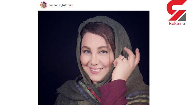 چشمان رنگی بازیگر معروف زن سوژه شد +عکس