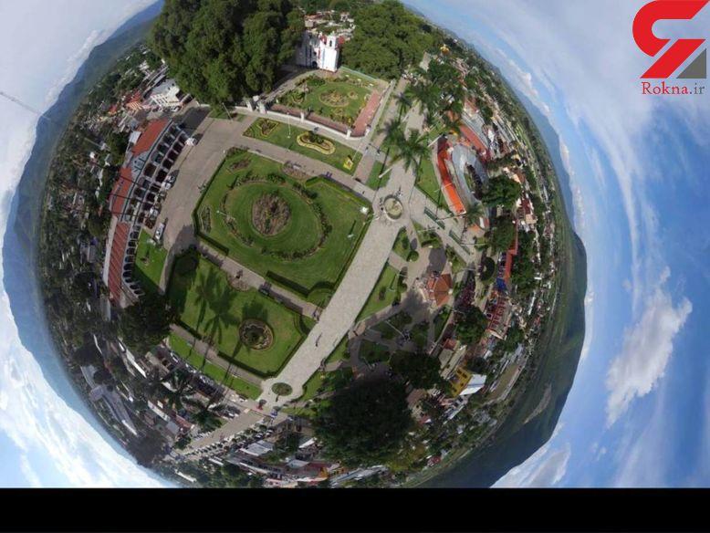 15 عکس هوایی شگفت انگیز!