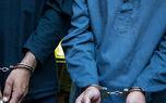 متهمان قمه کشی صباشهر در دام پلیس