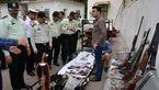دستگیری 3 دزد با 76 مورد سرقت در مینودشت + عکس