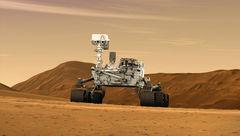 اختلال جدی در مریخ نورد ناسا