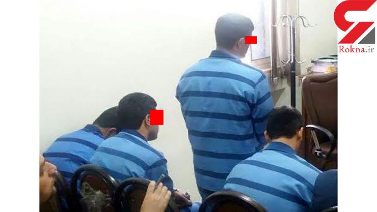 100سال زندان  برای شکنجه گران مرد طلافروش سنندجی + عکس