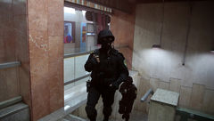 پشت پرده آماده باش ماموران ویژه در متروی تهران !