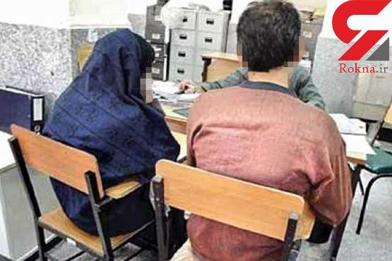 دستگیری زن و شوهر کیف قاپ در بندر انزلی