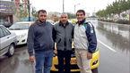 کمک راننده تاکسی مشهدی به یک زائر عراقی برای رسیدن به گمشدهاش +عکس