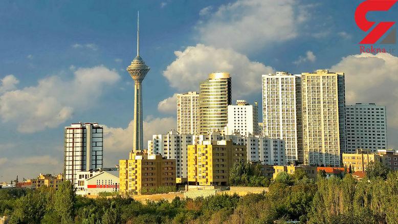 قیمت هر متر مربع آپارتمان در منطقه 4 تهران در تاریخ 19 فروردین