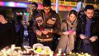 شب فاجعه پلاسکو، تهران یک شبه پیر شد+عکس