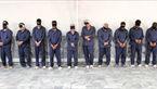 عکس عجیب / شبکه مخوف «دالتون ها» در مشهد متلاشی شد