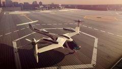 راه اندازی خدمات تاکسی خودران پرنده تا یک دهه آینده
