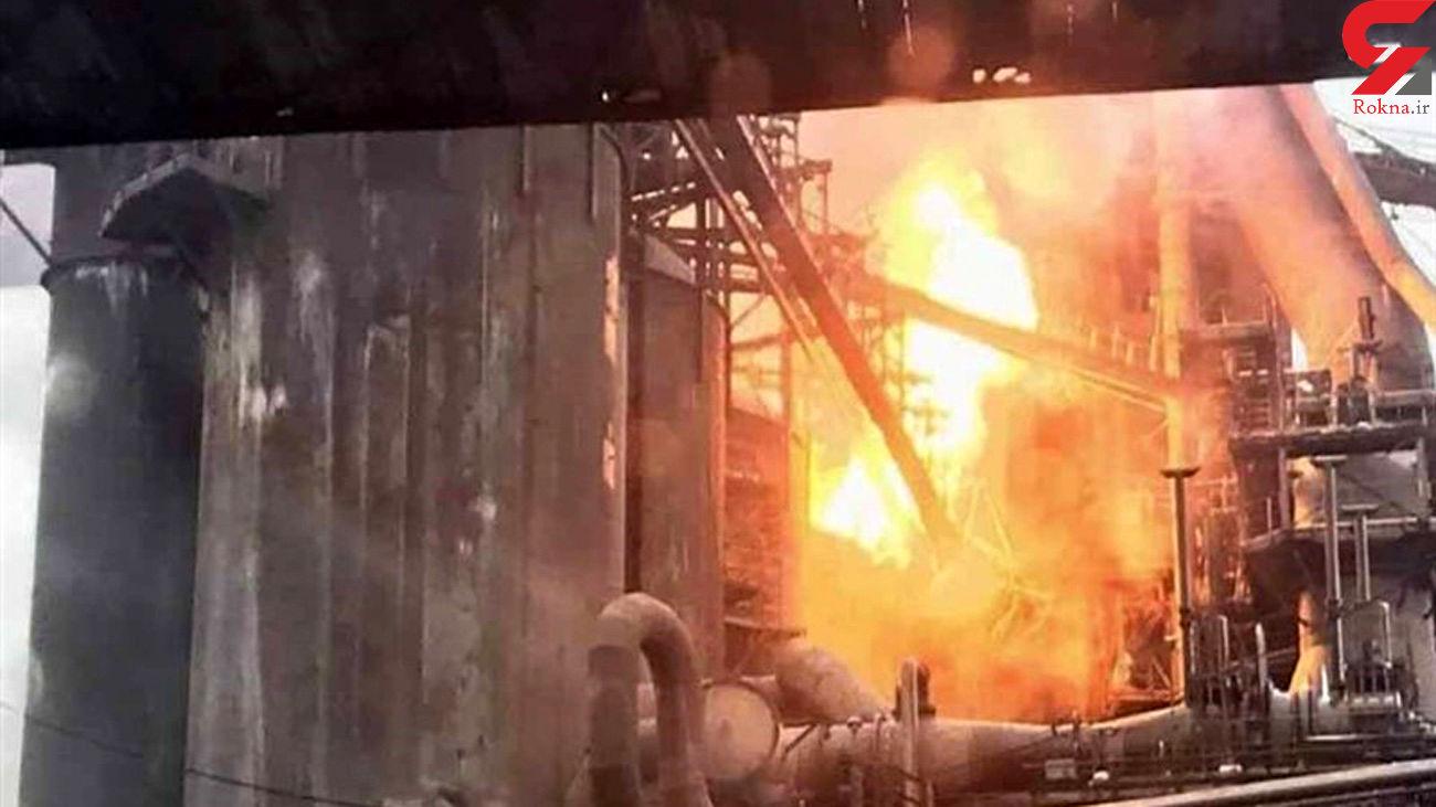 وقوع انفجار در نزدیکی یک ایستگاه مترو در کییف