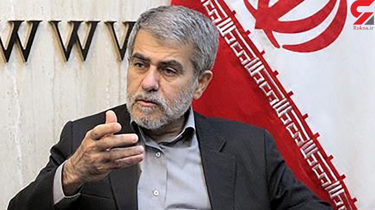 توضیحات عباسی درباره انفجار در نطنز + فیلم
