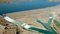 حجم سد کرخه خوزستان را به وحشت انداخته است! +تصاویر