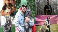 نقش سلبریتیها در ترویج سگ داری!
