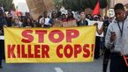قتل نوجوان 17 ساله با گلوله پلیس آمریکا