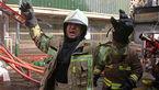 پلاسکو همچنان قربانی می گیرد / شهادت یک آتش نشان دیگر