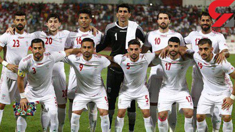 تیمهای ملی فوتبال ایران و عراق در کشور ثالث به مصاف هم میروند