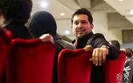 حامد بهداد جایزهاش را به عباس کیارستمی تقدیم کرد+فیلم
