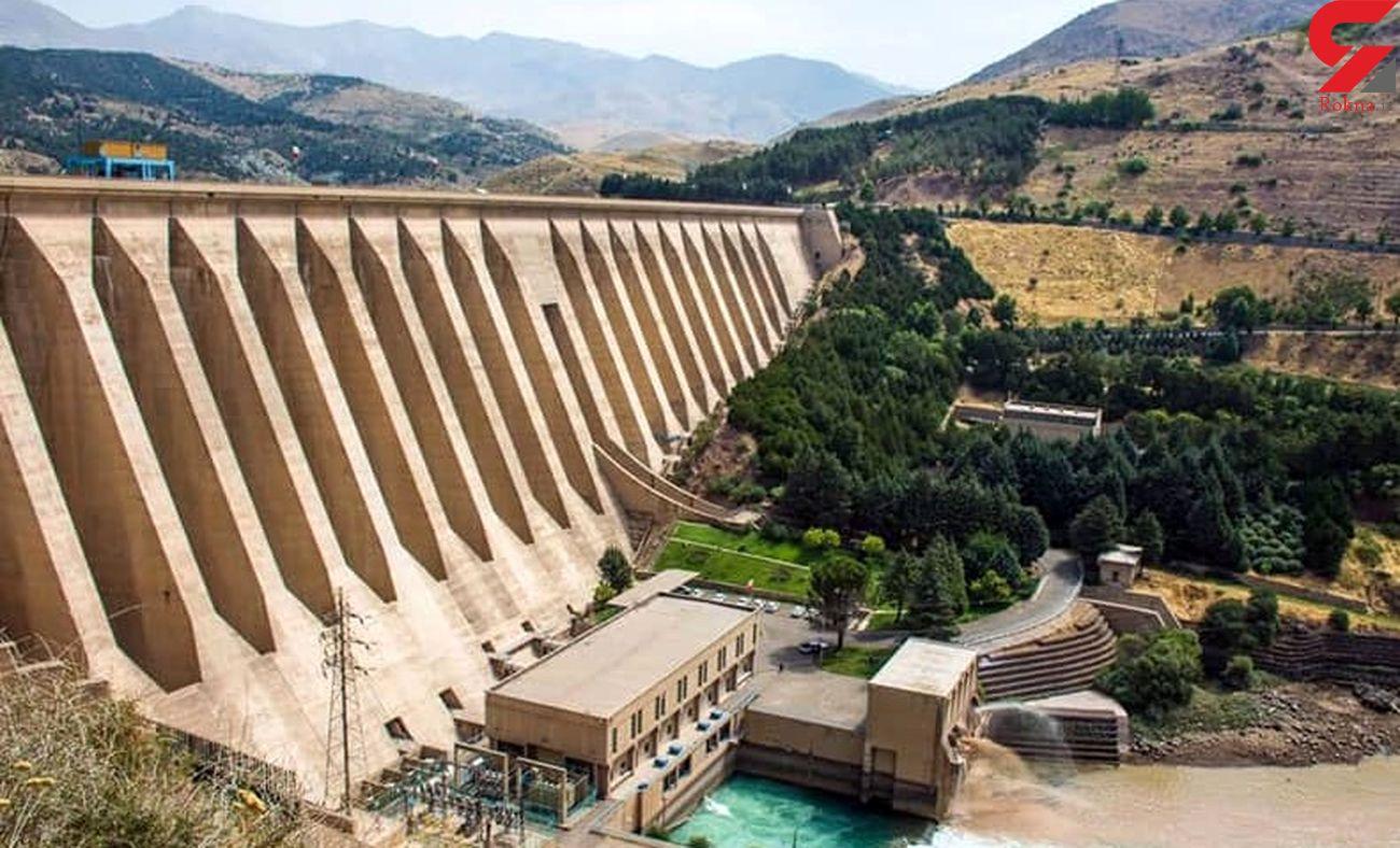 بحران بی آب در راه است / کاهش ۲۶۷ میلیون متر مکعبی ذخایر آب در مخازن سدها