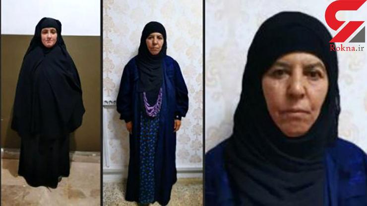 این زن معدن طلای البغدادی است / اردوغان آس خود را رو کرد!+ عکس