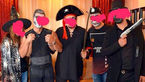 دستگیری 17 دختر و پسر در پارتی هالووین تهران + عکس