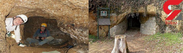 تونل های اسرار آمیز اروپا را چه کسی ساخته است +عکس
