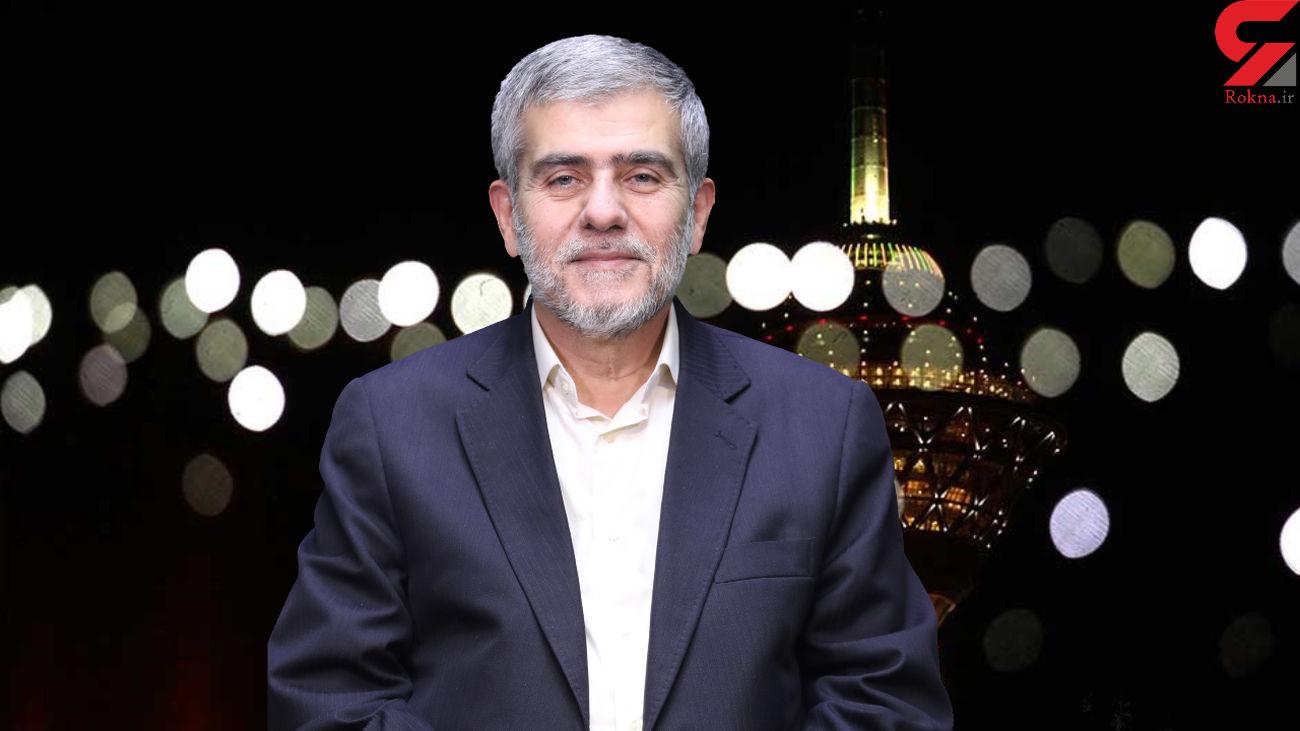 فریدون عباسی نامزد انتخابات 1400/  اولین فرمان من واکسیناسیون عمومی خواهد بود